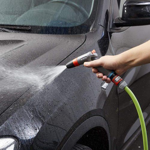 Lavado exterior de coche, Lavado exterior de auto